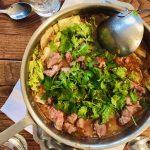 賄いから生まれた、ご飯がすすむ肉鍋レシピ!