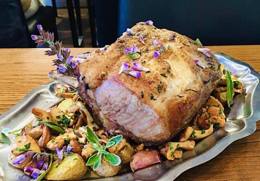 豚ロース肉のロースト と 奥が深い火入れの考え方 チックレシピ Paris