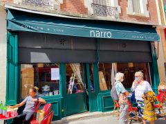 Restaurant【narro】パリ5区にオープン。