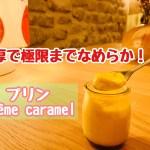 濃厚で極限までなめらかなプリンの作り方【Crème caramel】