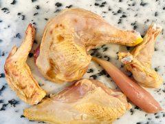 【フランス料理の基本】丸鶏の捌き方。 Désosser un poulet entier